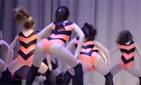 Танец оренбуржских «пчелок» взорвал интернет: смотрим