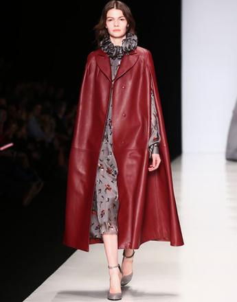 Показ коллекции Vilshenko осень-зима 2013/14 на Mercedes-Benz Fashion Week Russia