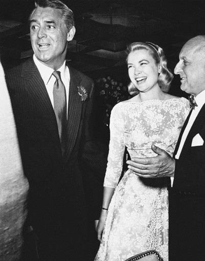 Грейс Келли, 1955 год