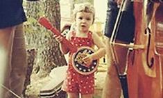 Тимберлейк показал редкое детское фото