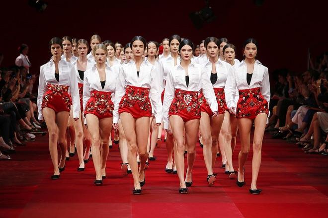 Ирина Шарипова Dolce&Gabbana