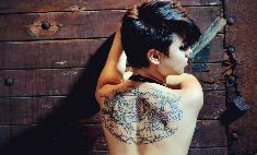 Тело в дело: татуировки девушек Тулы
