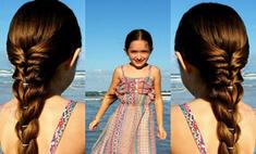 Милота дня: папа делает дочке невероятные прически