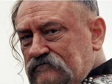 Богдан Ступка в роли Тараса Бульбы