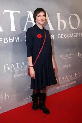 Башаров и Екатерина Архарова, премьера фильма Батальон