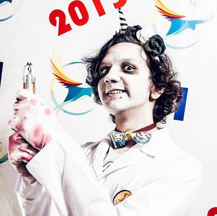 Чокнутый доктор, фестиваль фэнтези и фантастики