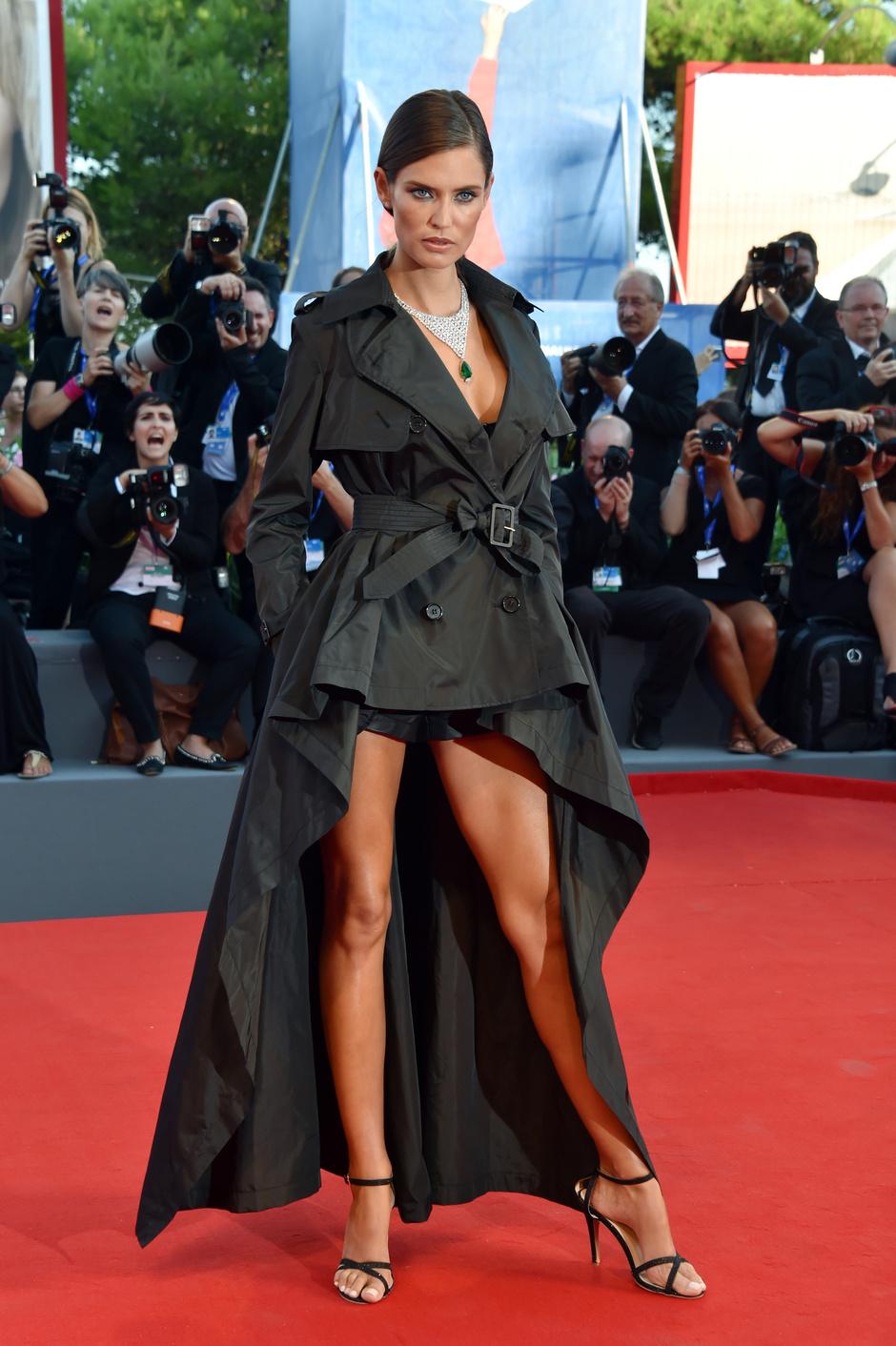Bianca Balti in Jean Paul Gaultier Couture