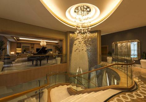 10 самых дорогих отельных номеров в мире | галерея [2] фото [5]