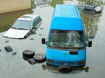 Наводнение на Кубани