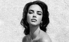 Как на ладони: 10 откровенных образов Адрианы Лимы