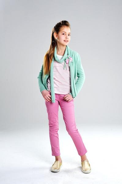 Маленькие модели Татарстана: самые красивые дети