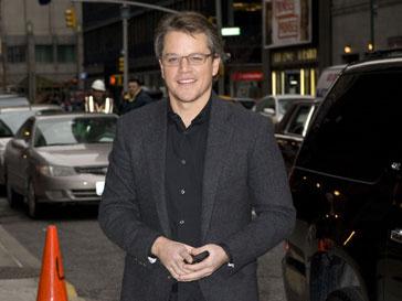 Мэтт Деймон (Matt Damon) хочет пересесть в кресло режиссера