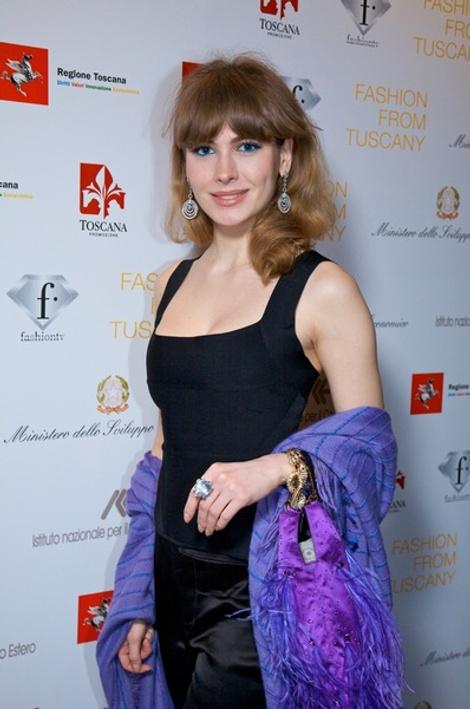Актриса Анна Горшкова