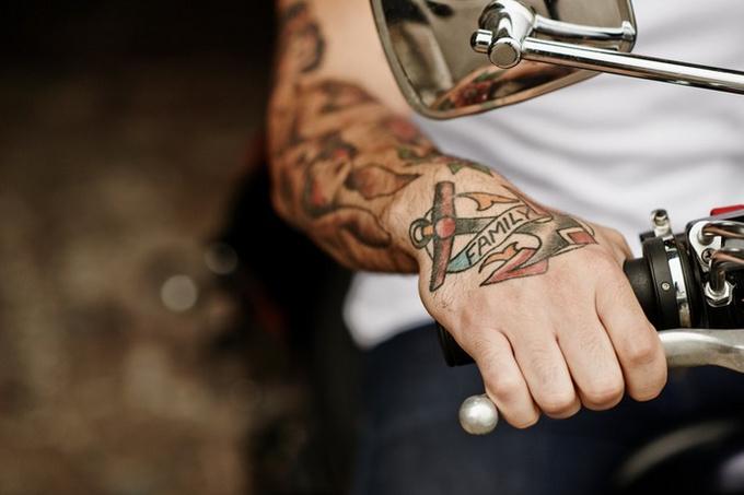 Знаки на теле: я сделал(а) татуировку, чтобы