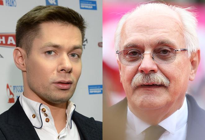 Стас Пьеха и Никита Михалков попали в черный список Украины