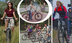 Нет лабутенам! 20 прекрасных велосипедисток