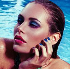 Жаркая пора: 10 правил летнего макияжа
