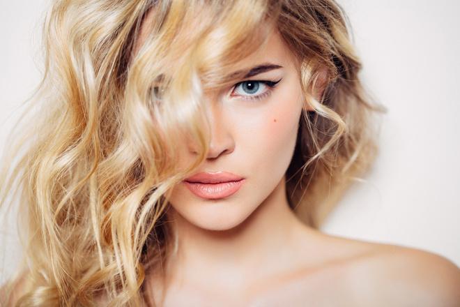 натуральные оттенки волос