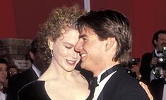 Николь Кидман призналась, что выходила замуж за Круза по расчету