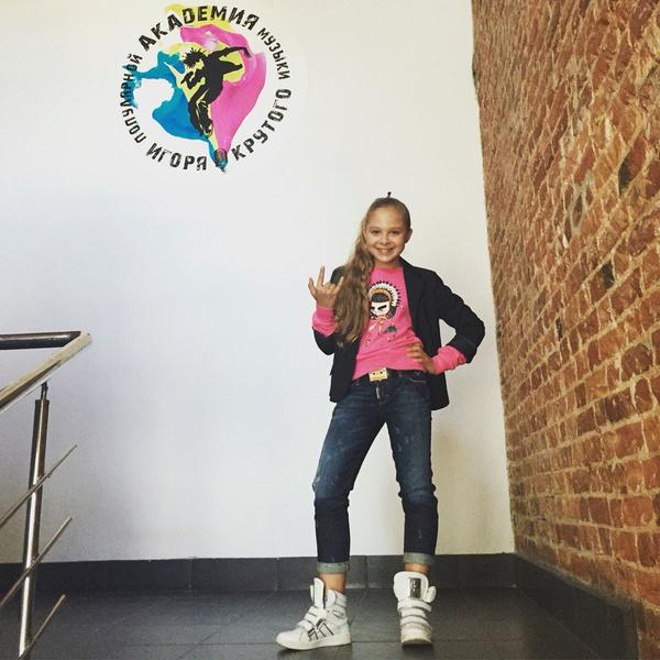 Детское Евровидение 2015 участницы из Казани Александра Городецкая