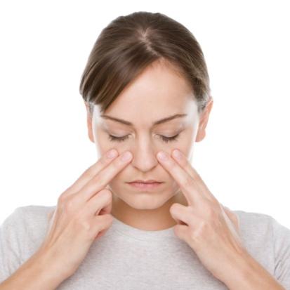 воспаление пазух носа симптомы
