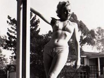 Опубликованы уникальные фотографии с Мэрилин Монро (Marilyn Monroe)