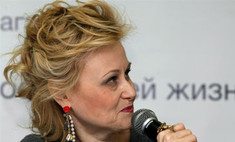 Дарья Донцова стала самым издаваемым российским автором