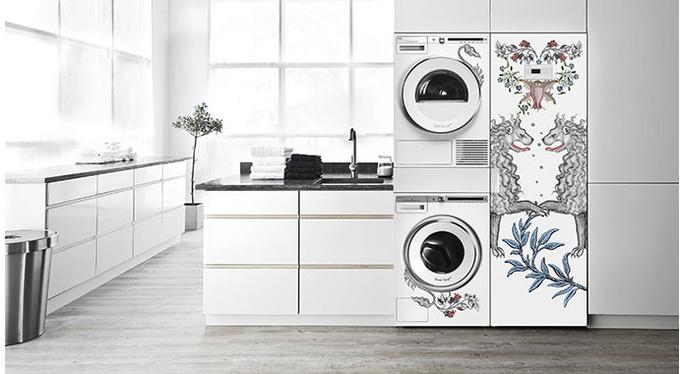 Дизайнерские решения от Алены Ахмадуллиной для техники ASKO