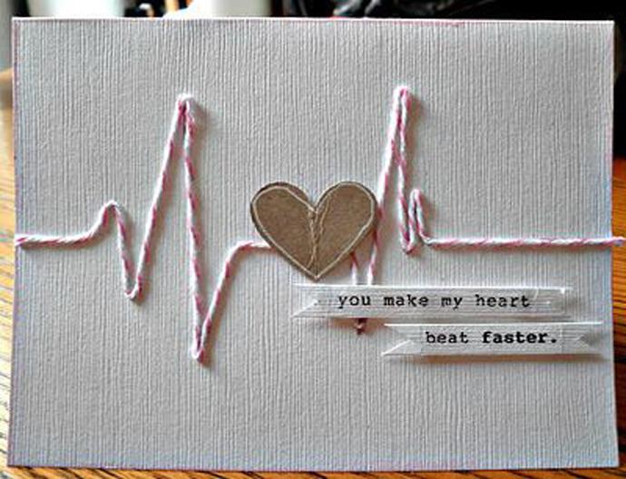 Как сделать открытку своими руками любимому человеку
