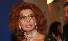 Софи Лорен исполняется 75 лет