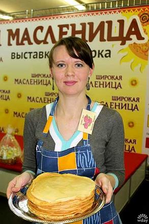 Масленица в Челябинске 2016