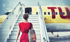 Как пережить полет в самолете