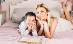 Дарья Пынзарь отведет сына в первый класс в Турции