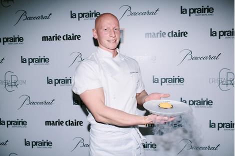 Презентация la prairie Caviar Spectaculaire в Cristal Room Baccarat | галерея [1] фото [5]