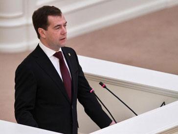 Дмитрий Медведев встретился с журналистами ведущих телеканалов страны