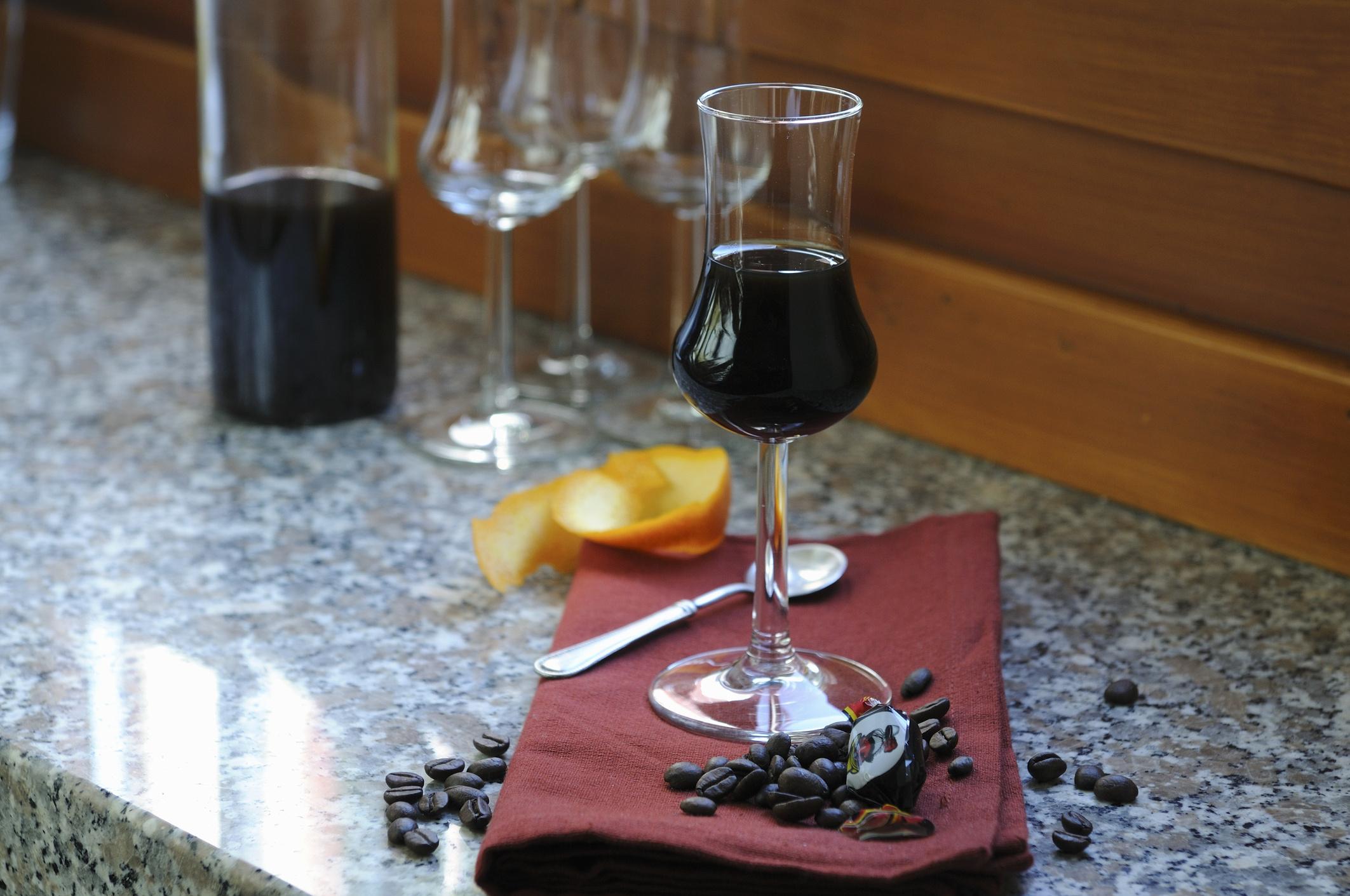 Кофейный ликер в домашних условиях рецепт