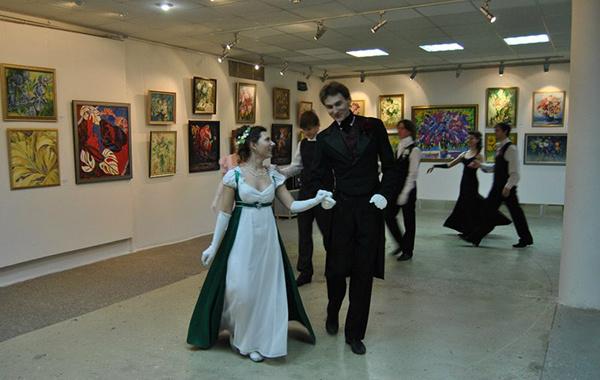 программа «Ночи искусств» в Тольятти