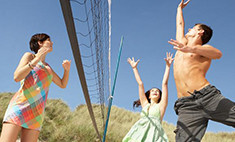 Выходные в Омске: танцы на песке