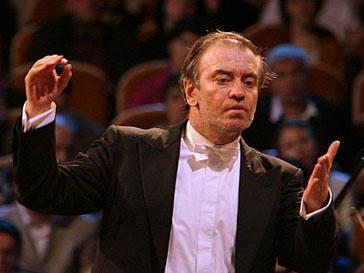 Валерий Гергиев - художественный руководитель фестиваля
