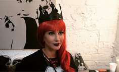 Лера Кудрявцева стала рыженькой!