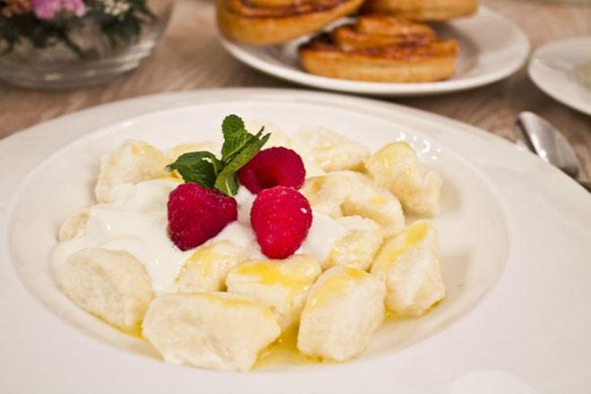 Европейский завтрак: возможны варианты