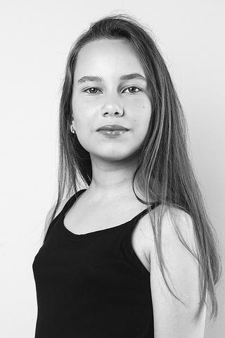 Арина Кокорина, «Топ модель по-детски-2016», фото