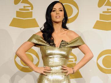 Кэти Перри (Katy Perry) готовится к туру