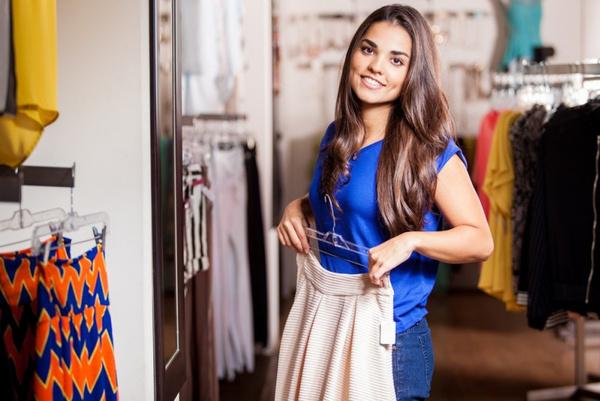Модная юбка-тюльпан