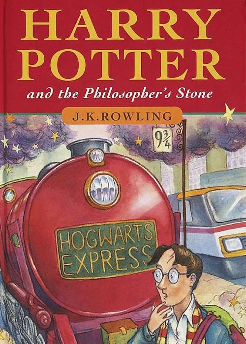 Джоан Роулинг «Гарри Поттер и философский камень» (1997) — 107 млн.