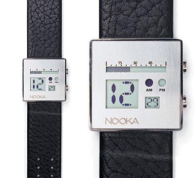 Часы, Nooka Zoo