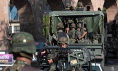 Мексиканские военные задержали крупного наркобарона