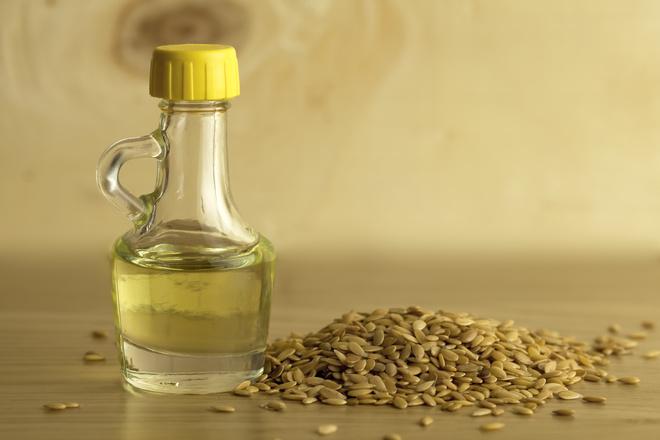 Масло семени льна – для волос и кожи головы