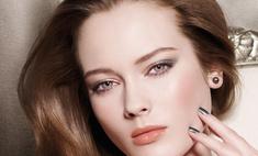 Жемчужный макияж Chanel: весна 2011