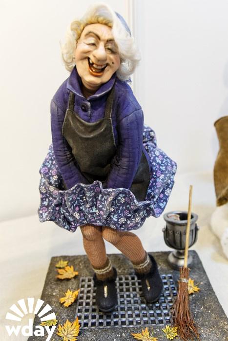 Пермская галерея авторской куклы